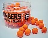 Ringers Schokolade Orange hoch nach Honig wafters, kritisch ausgewogene Köder. 12mm