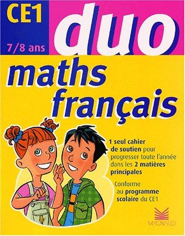 Duo CE1 français maths (2002)