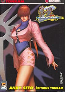 The King of Fighter Zillion Edition simple Tome 5