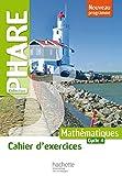 Mathématiques 5e Phare : Cahier d'activités