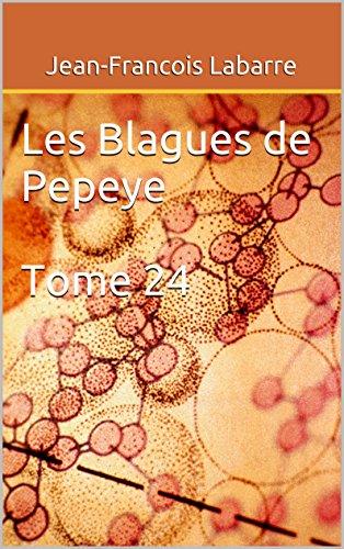 En ligne Les blagues de Pepeye Tome 24 epub pdf