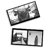 Memo-Spiel - Frankfurt. Mit eindrucksvollen Stadtfotografien - für Design- und Architekturliebhaber: Das ideale Geschenk oder Souvenir für Freunde der Bankenmetropole Frankfurt. Für 2-5 Spieler, Spieldauer ca. 20 Minuten, enthält 15 Bilderpaare