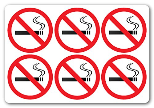 health-safety-sign-self-adhesiveno-smoking-stickers-sheet-of-6