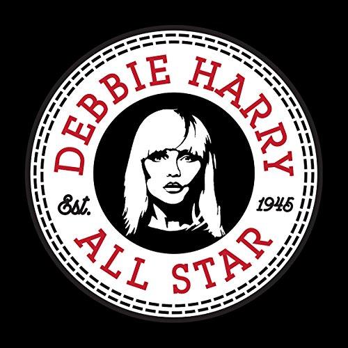 Debbie Harry Converse All Star Icon Men's T-Shirt Black