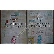 René de Livois. Histoire de la presse française