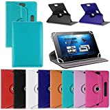 #5: SMM 360 Rotate With Stand Universal 7'' Tablet Flip Cover For Amazon Kindle Fire HD 7