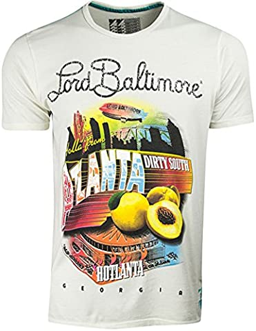 Lord Baltimore Graphic City T-Shirts - - Large