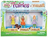 My Fairy Garden Fairies and Friends Figurines