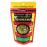 #6: Seapoint Farms Dry Roasted Edamame, Lightly Salted, Pouches, 4 oz
