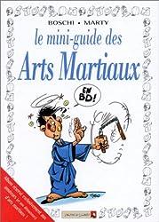 Mini-guide : les arts martiaux en BD
