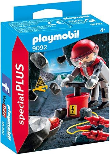 Playmobil Especiales Plus Explosión de Rocas (9092)