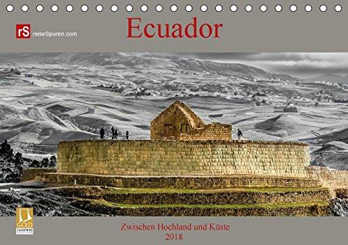 Ecuador 2018 Zwischen Hochland und Küste (Tischkalender 2018 DIN A5 quer): Ecuador - kleines Land mit vielen Facetten (Monatskalender, 14 Seiten ) ... Orte) [Kalender] [Apr 01, 2017] Bergwitz, Uwe