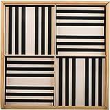 KAPLA B100NB 100 Box (Black/White) by KAPLA