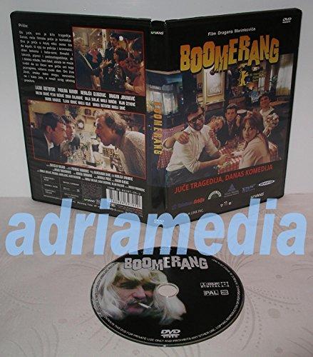 BOOMERANG - BUMERANG, 2001 SRJ film Dragana Marinkovica - srpski, english ...