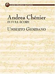 Andrea Chenier in Full Score (Dover Music Phoenix Editions)