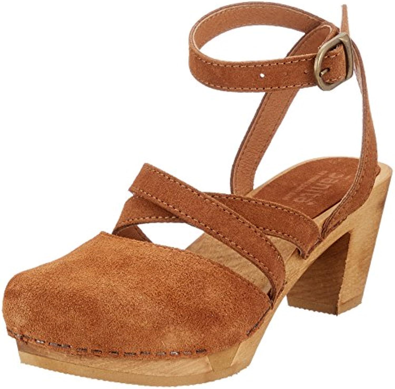 Sanita Tinja Square Flex, Sandali con Cinturino alla alla alla Caviglia Donna | ecologico  | Uomo/Donna Scarpa  f6ad1a