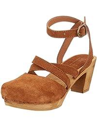 Donna Borse it Amazon E Sandali Cognac Da Scarpe nvRPX