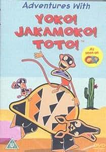 Yoko! Jakamoko! Toto! Adventures with Yoko! Jakamoko! Toto! [DVD]