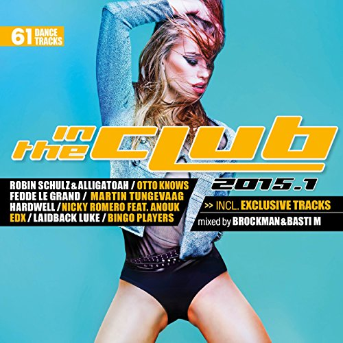 In the Club 2015.1 (Mixed By B...