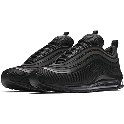 Nike Herren Men's Air Max 97 Ul '17 Shoe Gymnastikschuhe, Schwarz Black 002, 42 EU