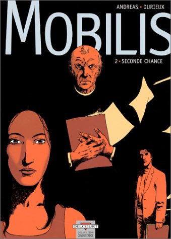 Mobilis, tome 2 : Seconde chance