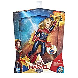 Captain Marvel - Capitan Marvel Foton Fx (Hasbro E3610EU4)