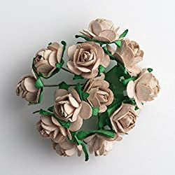 Papier Tea Rose–Mokka (PK 144)