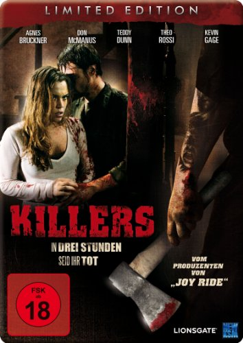 KSM GmbH Killers - In drei Stunden seid ihr tot (Iron Edition) [Limited Edition]