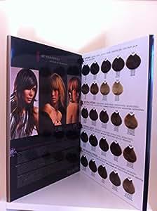Nuancier Coloration cheveux FarmaVita 110 Mèches triangulaires