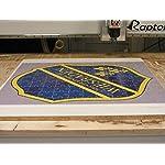 Fräsmaschine/Portalfräse RaptorX von CNC-STEP mit Stahlrahmen - 2200x2010mm