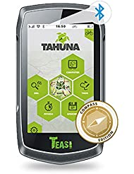 TEASI ONE 3 eXtend - Fahrrad- & Wandernavigation + USB Netzteil