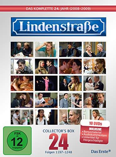 Lindenstraße - Das komplette 24. Jahr (Special Edition) (10 DVDs)