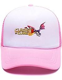 C of Clans Logo 3I743K Trucker Hat Baseball Caps Gorras de Béisbol for Men Women Boy