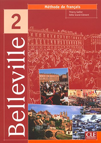 Belleville 2 Livre De L Eleve Pdf Online Zephiovis