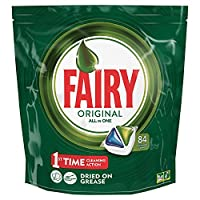 Fairy Original All-in-One Regular Dishwasher Tablets - Pack of 84