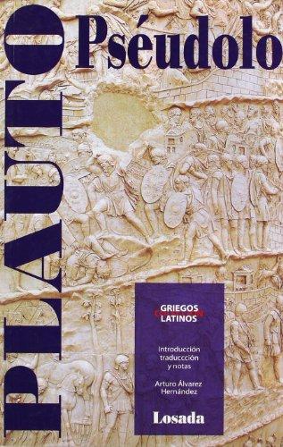 Pseudolo (Griegos Y Latinos) por Plauto
