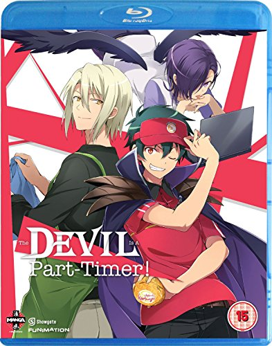 Devil Is A Part-Timer - Complete Series (2 Blu-Ray) [Edizione: Regno Unito] [Import italien]