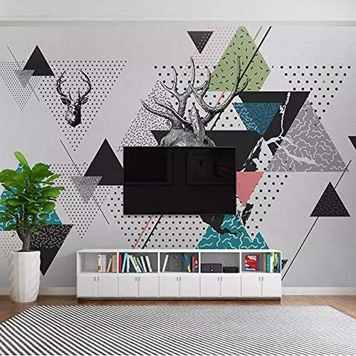 Fond d'écran 3D Wall MuralNordic...
