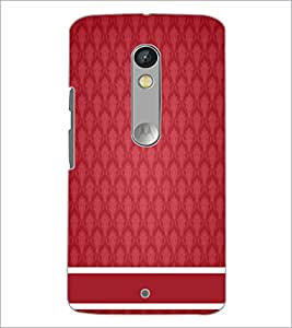 PrintDhaba Pattern D-2072 Back Case Cover for MOTOROLA MOTO X PLAY (Multi-Coloured)