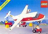 LEGO System Flughafen 6375 Frachtflugzeug