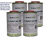 ButKarCHEM 2 Kg Karbid nur 2% Staubanteil langanhaltende Gas Entwicklung in K10-12 sehr gut Dosierbar