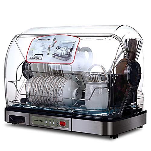 Armoire de désinfection Armoire de nettoyage Baguettes de grande capacité 60L Vaisselle Vaisselle Siphon de déshydratation