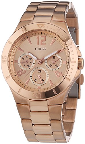 Guess Unisex Analogue Watch with Multicolour Dial Analogue Display - W14553L1