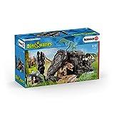 Schleich 41461 - Dino Set mit Höhle