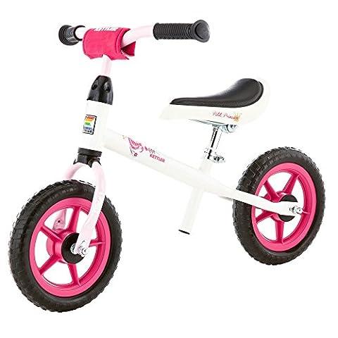 Kettler Laufrad Speedy - Reifengröße: 10 Zoll, ab 2 Jahren geeignet - der Testsieger - Lauflernrad für Jungs und Mädchen - TÜV geprüfte
