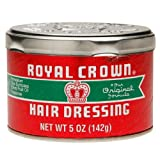 Royal Crown Hair Dressing 150 ml (3-Pack) (Haarwässer)