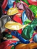 500 Luftballons Metallic Ø 30 cm Farbe frei wählbar Ballons Helium Luftballon (Gemischt)