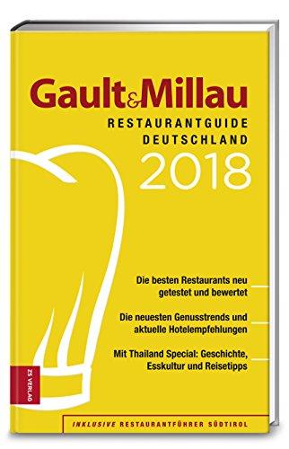Gault&Millau RestaurantGuide Deutschland 2018