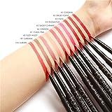 #7: FOCALLURE Pro Matte Pencil Lip Liner Waterproof Pencils for Lips Long Lasting Lipliner Makeup Pen Cosmetic Batom Maquiagem A10