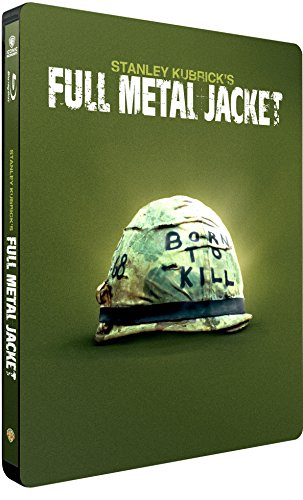 Full Metal Jacket Iconic Moments Steelbook (exklusiv bei Amazon.de) [Blu-ray]